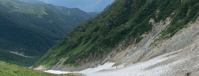 白馬岳 is one of Explore Japan.