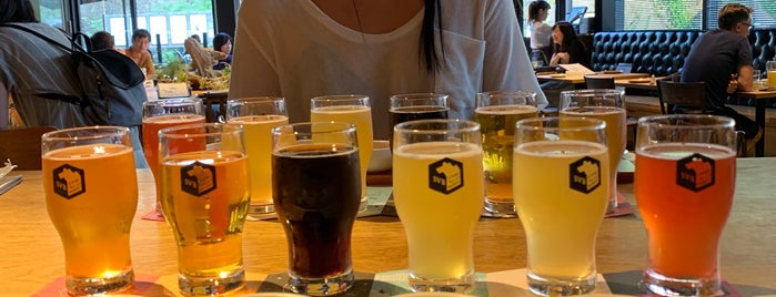 Spring Valley Brewery is one of Ultimate Tokyo Guide.
