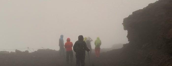 Mt. Fuji Summit - Kengamine Peak is one of Explore Japan.