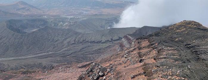 Nakadake Crater is one of Explore Japan.