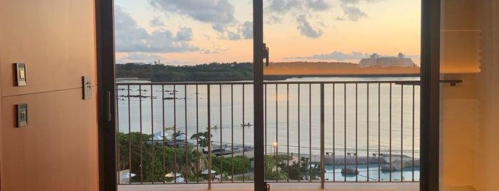 Hyatt Regency Seragaki Island Okinawa is one of Hotels in Japan.