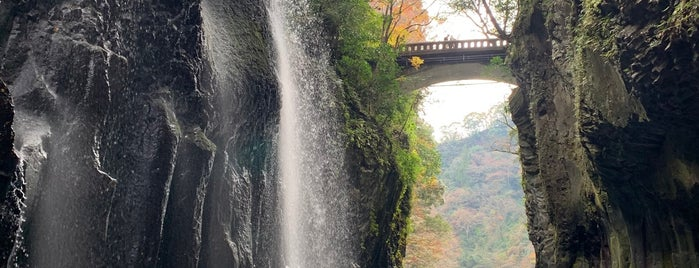 Takachiho Gorge is one of Explore Japan.