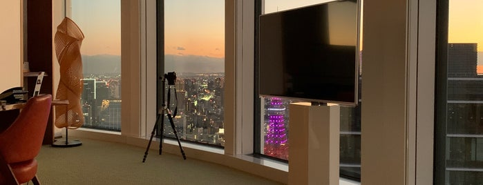 Andaz Tokyo is one of Hotels in Japan.