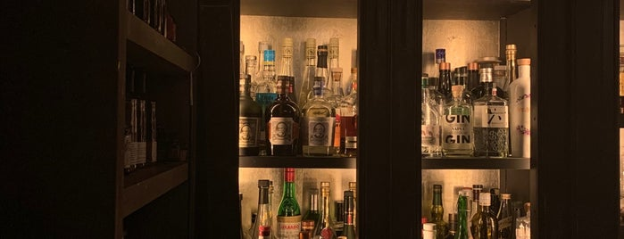 THE SG CLUB is one of Tokyo Cocktail Bars.