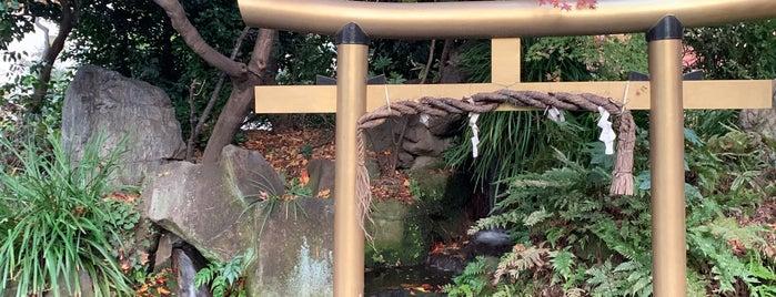 Atago-jinja Shrine is one of Tokyo.