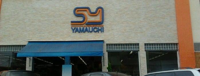 Supermercados Yamauchi is one of Lugares favoritos de Luiz.