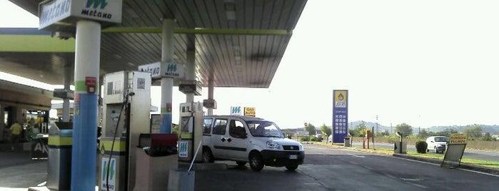 Area di servizio secante nord is one of Maurizio: сохраненные места.