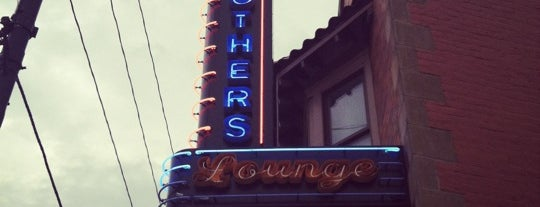 The Brothers Lounge is one of sclcs.
