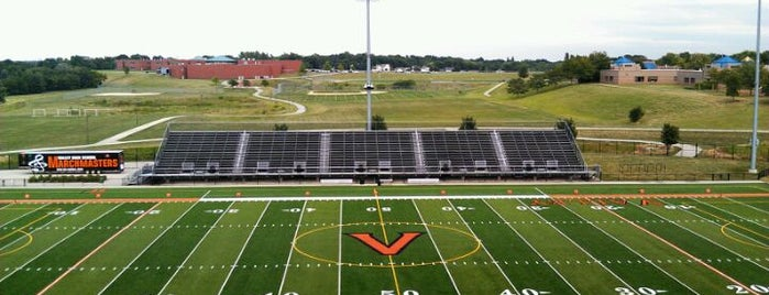 Valley Stadium is one of See Des Moines Ultimate List.