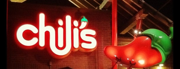 Chili's Grill & Bar is one of YUM.