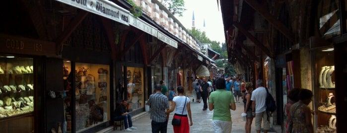 Arasta Çarşısı (Bazaar) is one of istanbul.