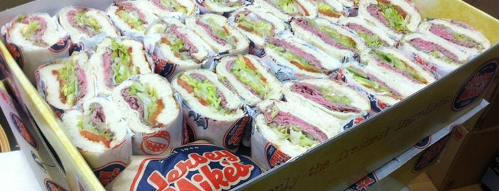 Jersey Mike's Subs is one of Favorite Food.