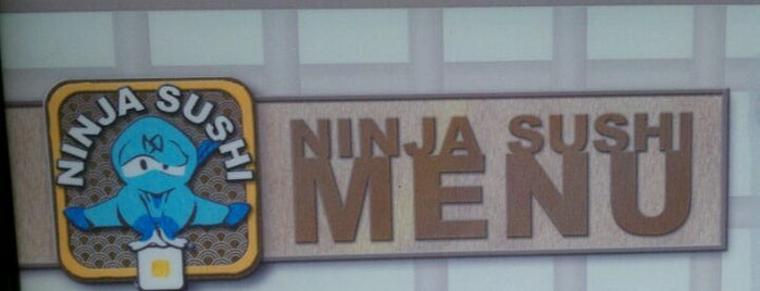 Ninja Sushi is one of The Sushi Restaurant in Hawaii.