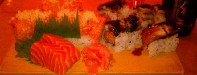 Izumi Sushi is one of 寿司.