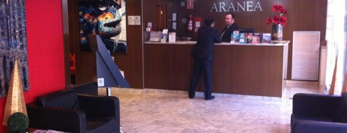 Hotel Aranea Barcelona is one of Alejandro'nun Beğendiği Mekanlar.