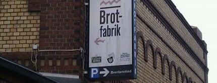 Brotfabrik is one of SMS FRANKFURT Group Travel : понравившиеся места.