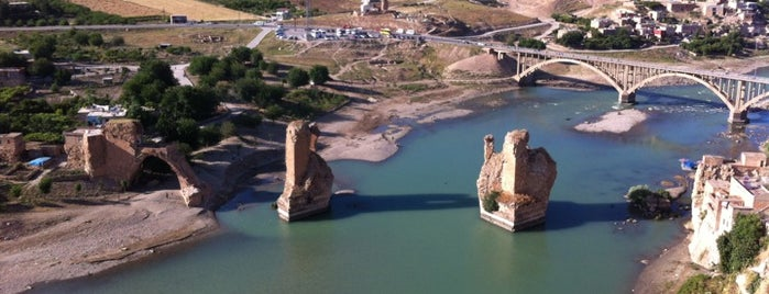 Hasankeyf is one of Turkey Travel Guide.