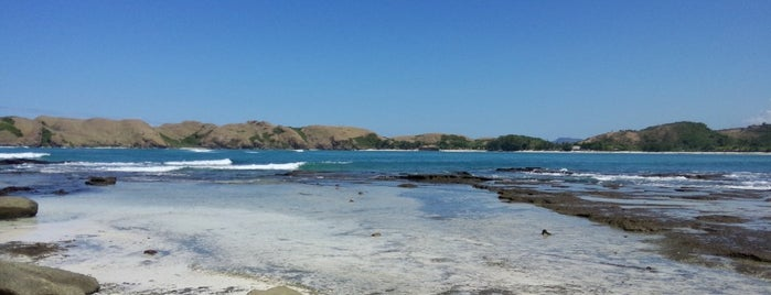 Pantai Tanjung Aan is one of Must Visit in Lombok, Indonesia.