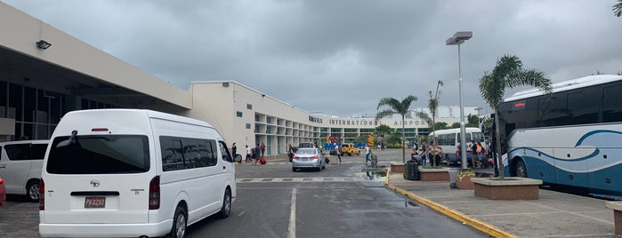 Montego Bay Intl Airport Security Checkpoint is one of Lieux qui ont plu à Alda.