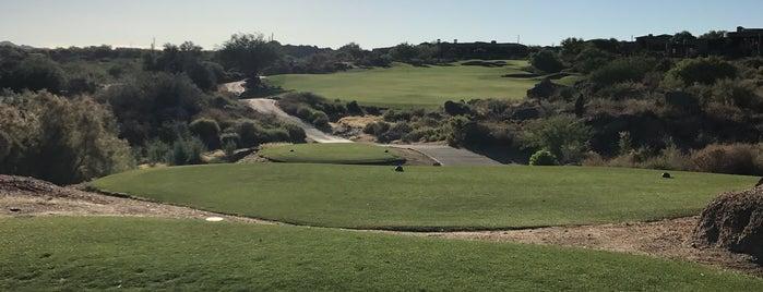 Troon North Golf Club is one of Lieux qui ont plu à Jordan.