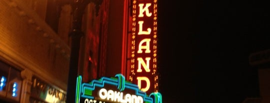 Fox Theater is one of Places to Perform..