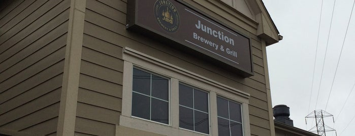 Junction Brewery & Grill is one of Beer Spots.