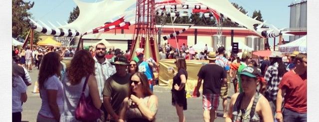 Lagunitas Beer Circus is one of Sherry 님이 좋아한 장소.