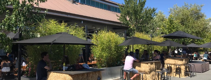 Crooked Goat Brewing is one of REDWOOD.