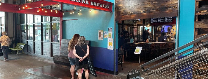 Cheluna Brewing Co. is one of Denver, CO 🌤 🏞🍺.