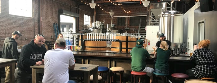 Original Pattern Brewing Company is one of East Bay Breweries.