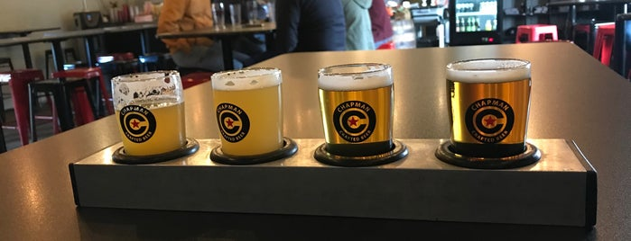 Chapman Crafted Beer is one of Breweries.