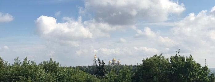 Смотровая (Патриаршие сады) is one of Владимир.