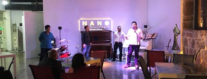 Nano Centro Cultural M is one of สถานที่ที่ Rafa ถูกใจ.