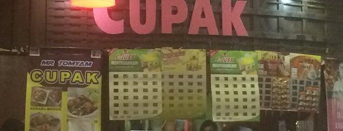 Cupak Cafe is one of Makan2.