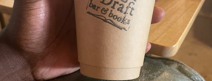 Rough Draft Bar & Books is one of Kingston.