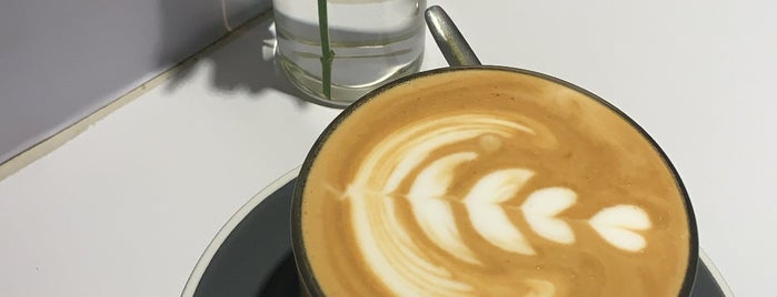 Invisible Coffee Room is one of Tempat yang Disimpan Huang.