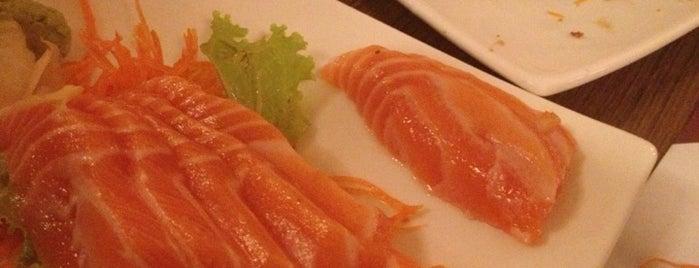 Manzoku Sushi is one of Comidinhas a descobrir.