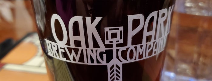 Oak Park Brewing Co. is one of Oak Park.