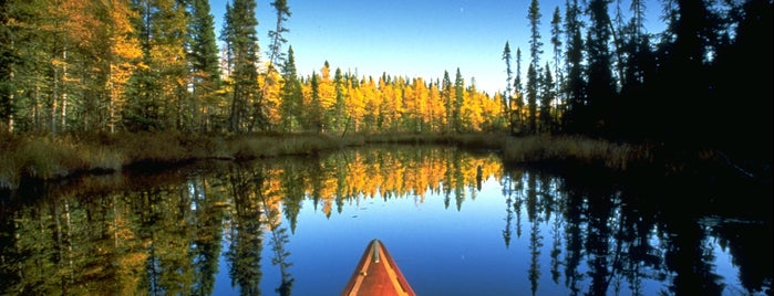 Voyageurs National Park is one of National Recreation Areas.