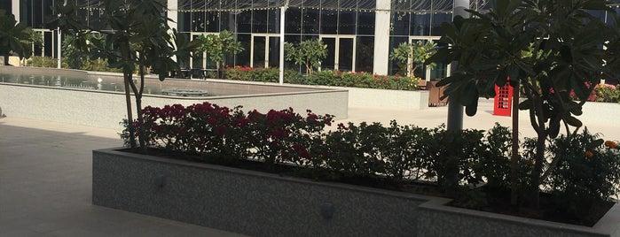 The Atrium is one of Bahrain.