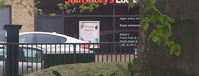 Sainsbury's Local is one of Barry 님이 좋아한 장소.