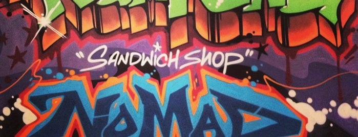 Num Pang Sandwich Shop is one of my todos - Dinner.