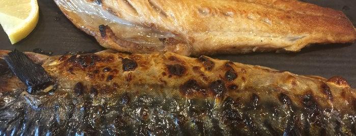 산으로 간 고등어 is one of 소은 님이 좋아한 장소.
