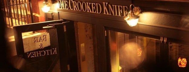 CK14 - The Crooked Knife is one of BF 17 Affordable All-You-Can-Drink Brunch NYC.