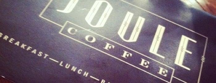 Joule Coffee & Table is one of Raleigh Favorites.