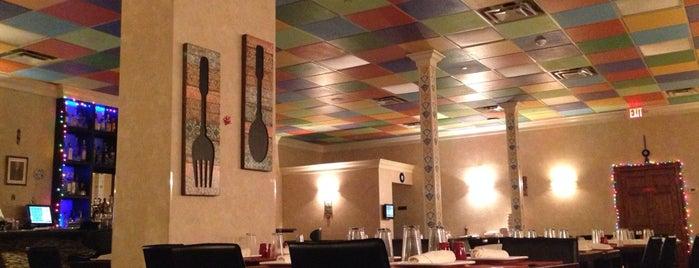 Bosphorus restaurant is one of Bobby : понравившиеся места.