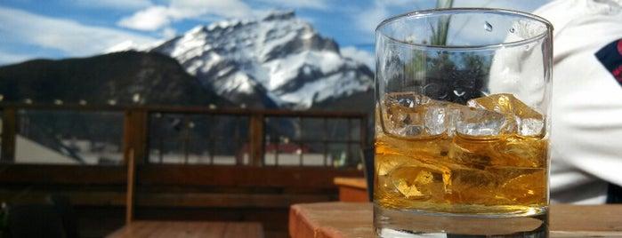 Elk & Oarsman is one of Banff & Lake Louise.
