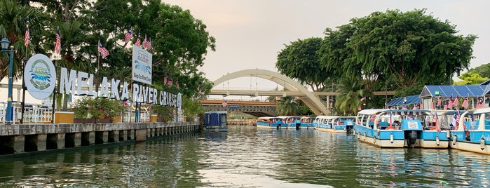 Melaka River Cruise is one of Orte, die cuadrodemando gefallen.