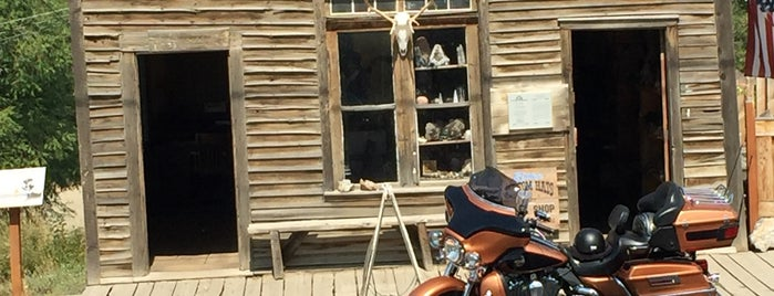 Virginia City, Old West town frozen in time is one of Been There, Done That.