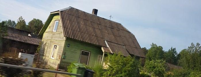 Valka is one of Lugares favoritos de Zane.